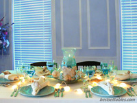 Sea Scape Table Decor